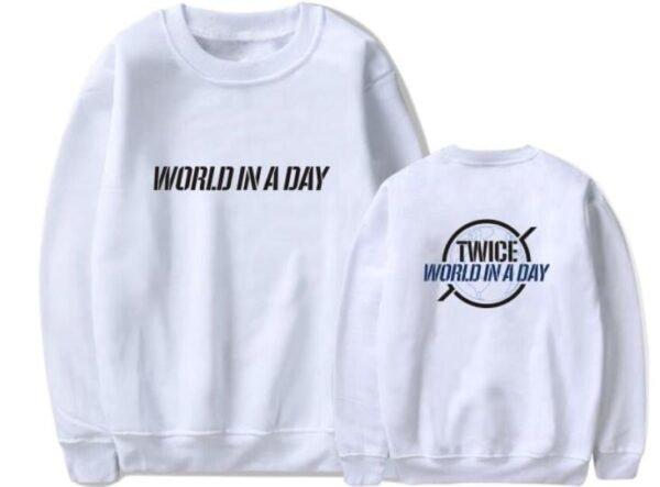 Twice World In A Day Sweatshirt